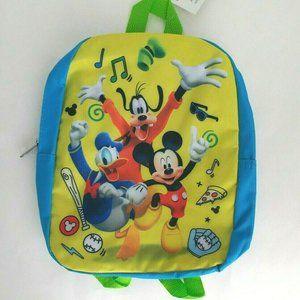 Goofy, Mickey, Donald Duck Disney Mini Backpack